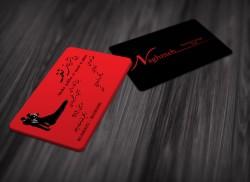 کارت ویزیت تشریفات عروسی -