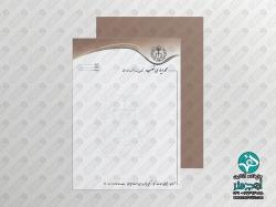 طراحی سربرگ وکیل دادگستری محمد دیاری نصب -